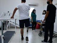 DAÜ Sağlık Bilimleri Fakültesi'nden Yapay Zekâlı Protez Uygulaması