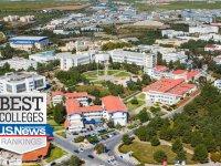 DAÜ ABD Listelerinde Dünyanın En İyi 1,200 Üniversitesi Arasında