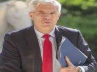 Slovakya Dışişleri Ve Avrupa İşleri Bakanı Bugün Güney Kıbrıs'ta