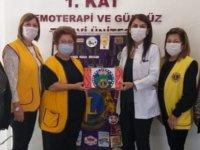 Girne Ada Lions Kulübü'nden Onkoloji Bölümüne Bağış