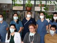 """Nefroloji Klinik Şefi Dr. Oygar: """"Hastalarımıza ayrım gözetmeden eşit hizmet veriyoruz"""""""