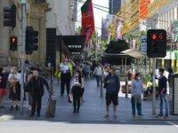 Avustralya'da Kovid-19'un Merkezi Melbourne'de Vaka Kalmadı