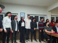 CTP Gençlik Örgütü Mağusa Başkanı Hasan Can Sermet oldu
