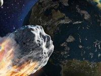 Nasa: Gökdelen Büyüklüğündeki Göktaşı Gezegenimize Doğru Geliyor