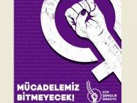 CTP Gençlik Örgütü:''Bu patriarkal düzene itirazımız var!''