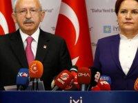 Kılıçdaroğlu ve İyi Parti'den ortak basın toplantısı: Türkiye yönetilmiyor, Türkiye savruluyor