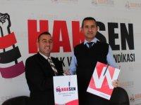 HAKSEN ile Credıtwest Bank Arasında İşbirliği Protokolü İmzalandı