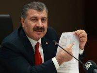 Sağlık Bakanı Koca: Bugün 28 Bin 351 Kişinin Kovid-19 Testi Pozitif Çıktı