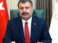 TC Sağlık Bakanı Koca'dan 'zorunlu karantina' paylaşımı