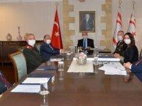 Üst Koordinasyon Kurulu, Cumhurbaşkanı Ersin Tatar başkanlığında toplandı