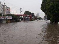 Gazimağusa'da  Metrekare'ye 85 Kilogram Yağış Düştü