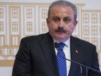 TBMM Başkanı Şentop'tan Avrupa Parlamentosunun Maraş Ve Kıbrıs Kararına Tepki