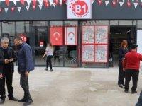 """""""Discount Market"""" olan B1'in 2. Şubesi Akdoğan'a açıldı"""