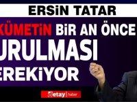 Cumhurbaşkanı Tatar, Girne'de Vatandaşlarla Bir Araya Geldi