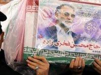 İranlı fizikçiyi öldürdüğümüz için dünya bize teşekkür etmeli