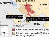 Azerbaycan ve Nahçıvan arasındaki koridor Tahran'ı endişelendiriyor
