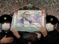 """""""İran'da hiçbir suç cezasız kalmaz"""""""