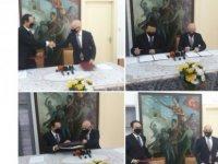 TAK İle Milli Arşiv Ve Araştırma Dairesi Arasında İşbirliği Protokolü İmzalandı