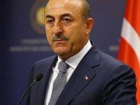 TC Dışişleri Bakanı Çavuşoğlu, Cumhurbaşkanı Tatar İle Telefonda Görüştü