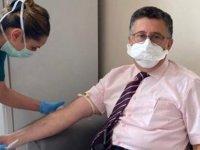 Aşı gönüllüsü profesörden gönüllülere uyarı