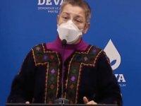 Babacan'la görüşen TTB Başkanı Fincancı: Günlük vaka sayısı 60 bin civarında; salgın değil algı yönetimi var