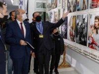 """""""KIFSAD Sanat Diyarı"""" açıldı"""