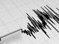 Yunanistan'da 4,5 Büyüklüğünde Deprem