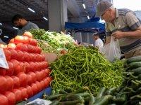 Türkiye'de enflasyon yıllık yüzde 14,03 arttı