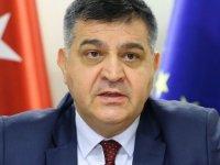 TC Dışişleri Bakan Yardımcısı Kaymakcı: Yunanistan Ve Güney Kıbrıs'tan Sorunların Çözülmesi Adına Bir İşaret Bekliyoruz