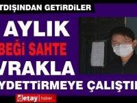 Tutuklanan zanlı AİDS hastasıymış!