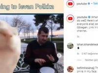YouTube, resmi hesaplarından Bilal Göregen'in videosunu paylaştı