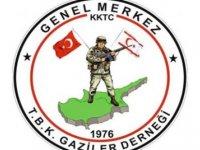 """TBK Gaziler Derneği: """"Ercan Havalimanı'nın İsminin Değişmesi Düşüncesi Üzüntüye Yol Açtı"""""""