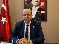 """Ersin Tatar: """"Mehmet Ali Talat'ın ifadeleri eski bir Cumhurbaşkanına yakışan üslup değil"""""""