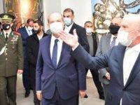 """Cumhurbaşkanı Ersin Tatar: """"Türk dünyasından gelen dostlarımızı en samimi duygularla kucaklıyoruz."""""""