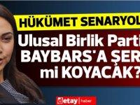 """UBP MYK Üyesi :""""Dileriz, Ayşegül Baybars için diretmezler"""""""
