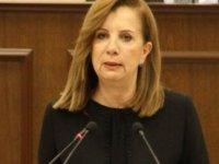 Canaltay:Kadına Seçme ve Seçilme Hakkının verilişinin yıldönümünü kutluyorum