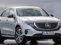 Mercedes'in elektrikli SUV modeli EQC Türkiye'de satışa çıktı
