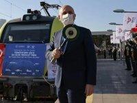 Devlet töreniyle Çin'e gönderilen tren Maltepe'den geri dönmüş!