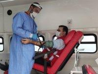Kuzey Kıbrıs Türk Kızılayı İle Thalassaemia Derneği İş Birliğinde Kan Bağış Kampanyası Düzenledi