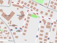 Girne'de Bugünden İtibaren Bazı Sokaklarda Tek Yön Uygulaması Denenecek