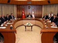 Bakanlar Kurulu, Üst Komite önerilerini değerlendirmek üzere toplanıyor