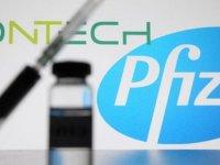 """''Pfizer"""" aşısının bin kişilik ilk dozu Pazartesi Metehan'dan teslim edilecek"""