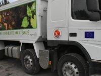 """Girne Belediyesi """"Transfer İstasyonu ve Geliştirilmiş Atık Yönetim Hizmetleri"""" Projesi Kapsamında Araç Filosunu Genişletti"""