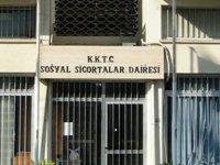Sosyal Sigortalar Dairesi Lefkoşa Bölge Amirliği Bordro Ve Vezne Servisleri,  19 Aralik Cumartesi Günü Hizmet Verecek.