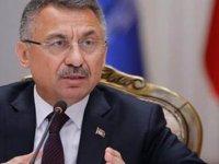 """Türkiye Cumhurbaşkanı Yardımcısı Oktay: KKTC'nin Meşru Haklarına Halel Getirmedik, Getirtmeyeceğiz"""""""