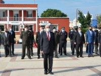 Özçınar, Şehitleri Anma Törenine Katıldı
