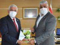 2019 Yerel Yönetimler Raporu, Kıbrıs Türk Belediyeler Birliği'ne Sunuldu