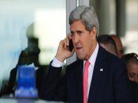 Kerry Akıncı'yı aradı!