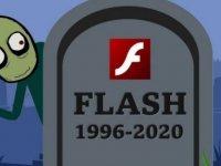 Flash Player'dan Veda: 'Bilgisayarınızdan Bizi Kaldırmanızı Tavsiye Ediyoruz'