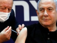 İsrail'de 1 Milyon Kişiye Aşı Yapıldı